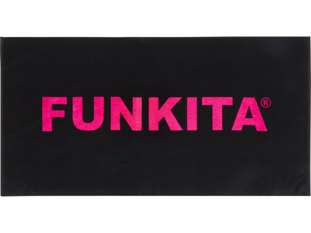 Funkita Towel pink shadow